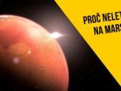 Proč neletím na Mars - David Kirš