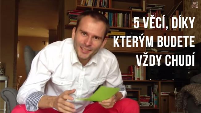 5 věcí, díky kterým budete vždy chudí - David Kirš