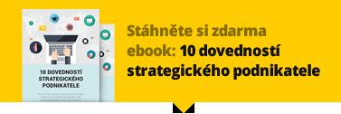 ebook 10 dovedností strategického podnikatele